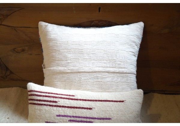 Woven Pillow Set