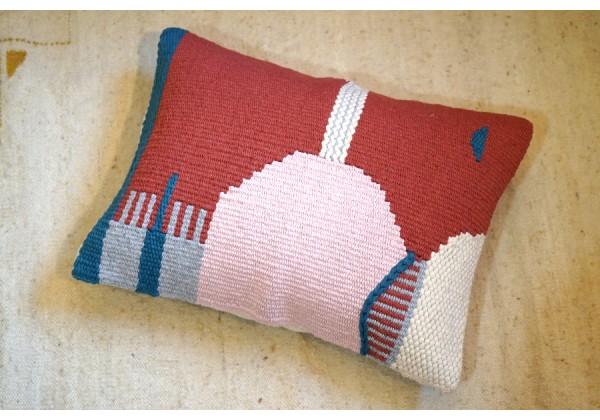 Woven Cotton Cushion