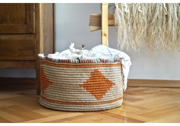 Decorative Jüt Basket (Big Size)