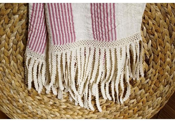 Silk-Cotton Shawl