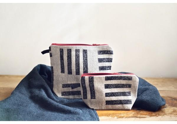 Blokprint Makeup Bag (small size)