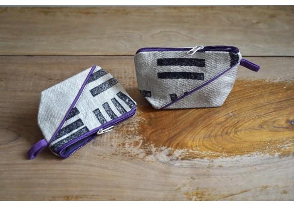 Blokprint Makeup Bag (medium size)