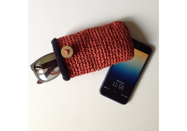 Handycover and Spectacle Case