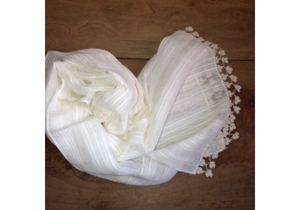 Keten Silk Shal