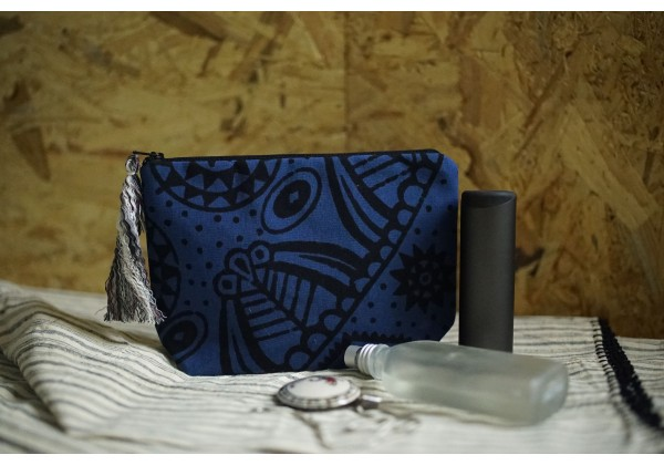 Authentic Pouch Bag / Tokat Bag (Blue)