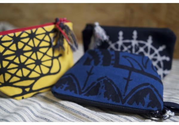 Authentic Pouch Bag / Tokat  Bag (Blue)