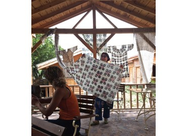 The Art of Textile Printing – A Workshop with Veliye Marti