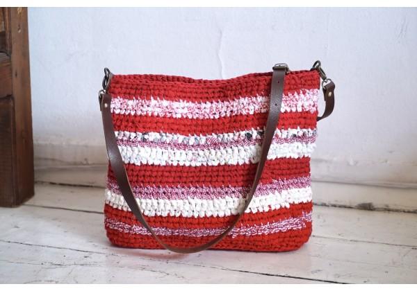 Ruffia Shoulder Bag