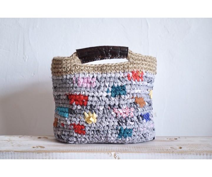 Textile Handbag