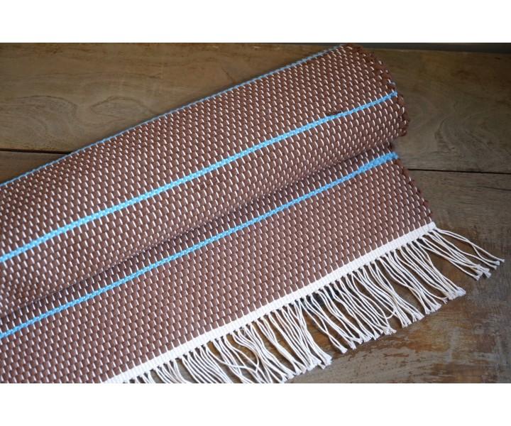 Rag Rug in Stripes