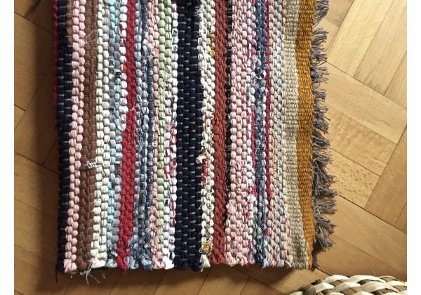 Colorful Rag Rug