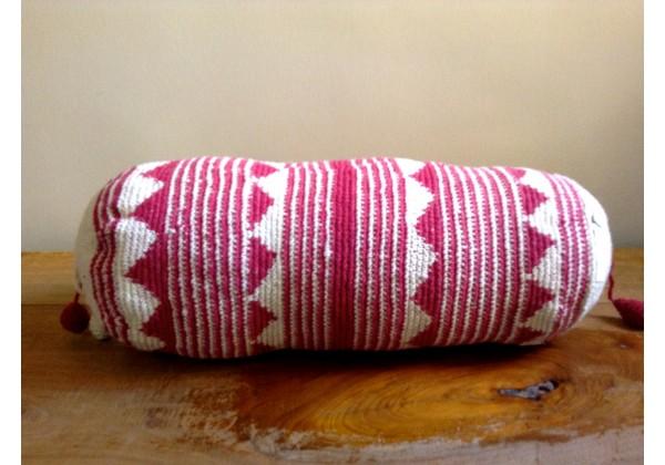Woolen Lumbar Cushion